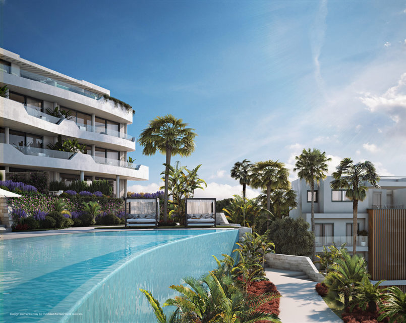 Higueron West Apartment New Development Costa Del Sol